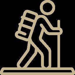 Icon Drumeții